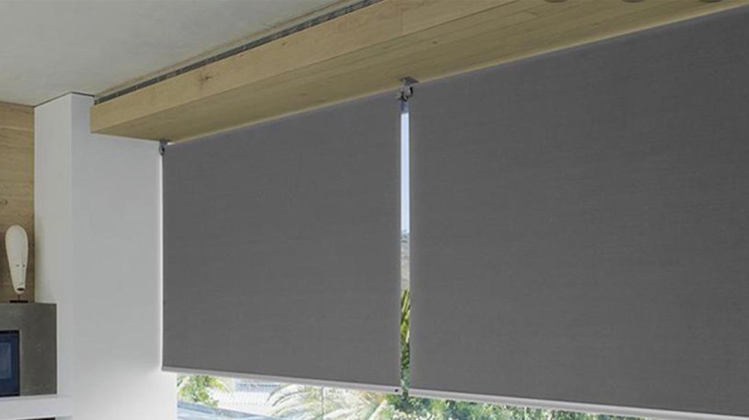 roller blinds, roller blinds in Montreal, roller blinds in laval, auventroyal roller blinds